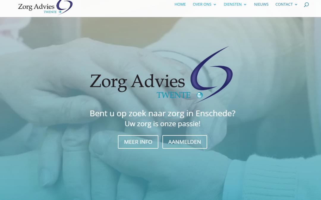 Onze nieuwe website is online!