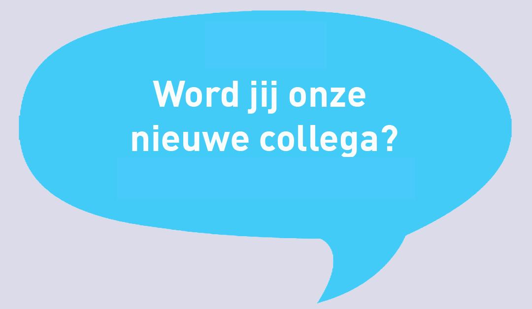 Vacature Helpende Zorg en Welzijn in Enschede