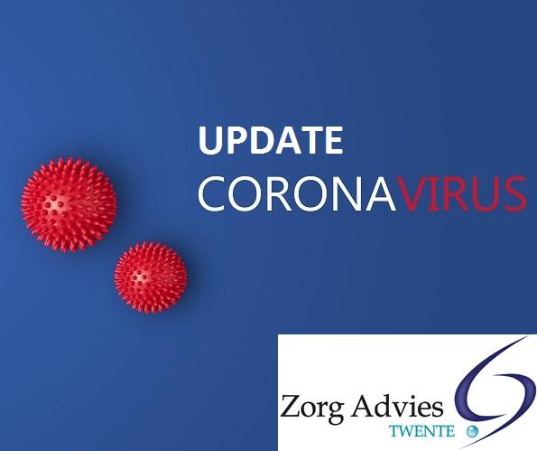 Update: wijzigingen in de maatregelen tegen het Coronavirus (covid-19)